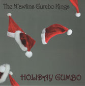 Holiday Gumbo (album cover)