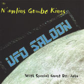UFO Saloon (album cover)