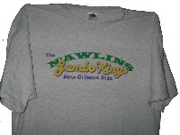 Gumbo Kings t-shirt